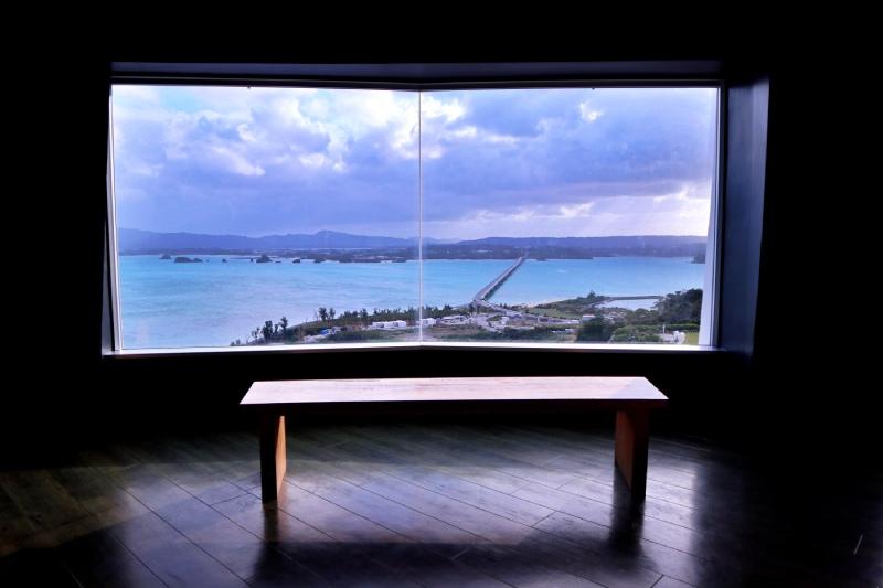 海洋塔風景