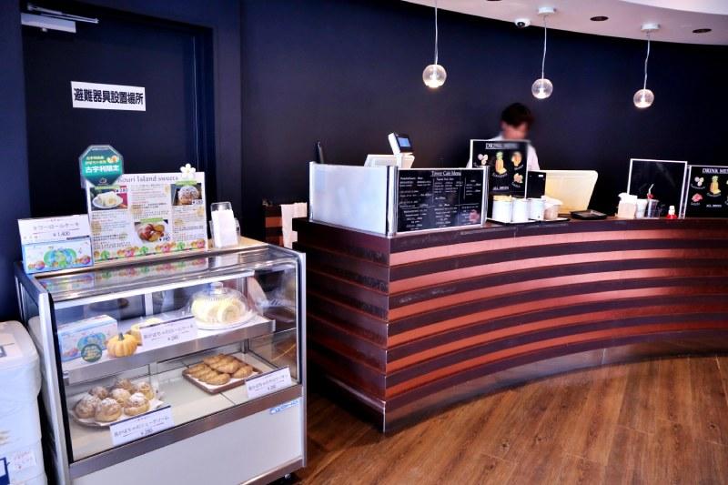 海洋塔咖啡廳