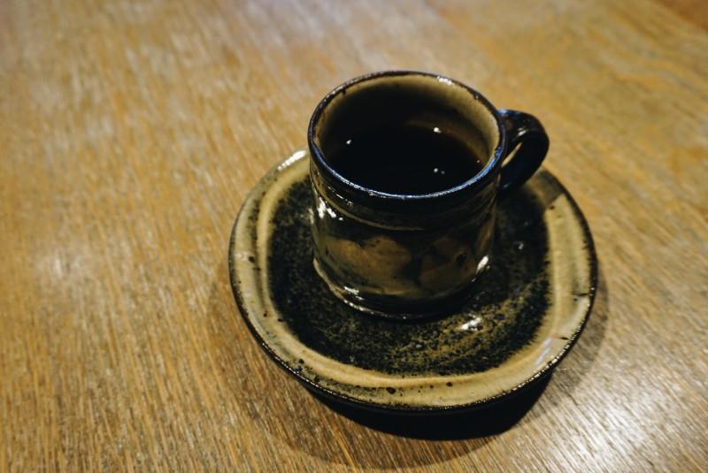 COBI COFFEE AOYAMA的綜合咖啡