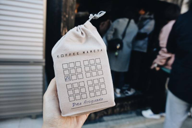 KOFFEE MAMEYA購買的咖啡豆