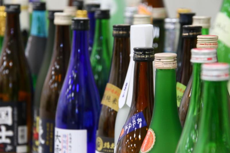 日本酒賣場