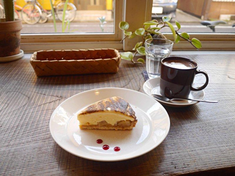 COUZT CAFE的季節甜點