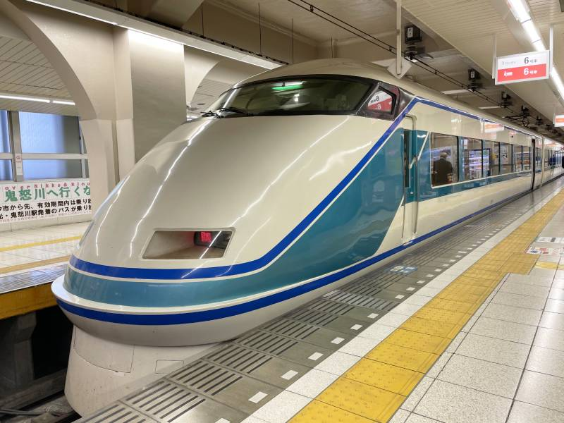 東武特急列車