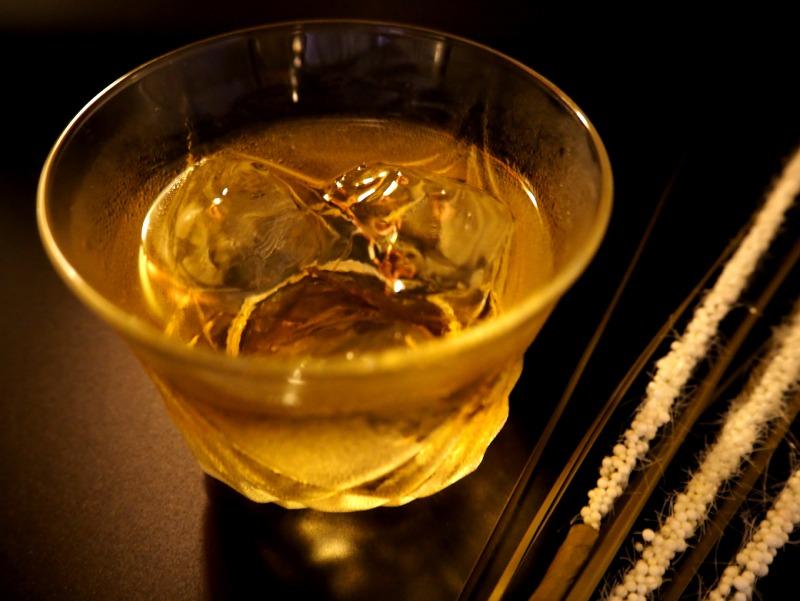 威士忌加冰塊