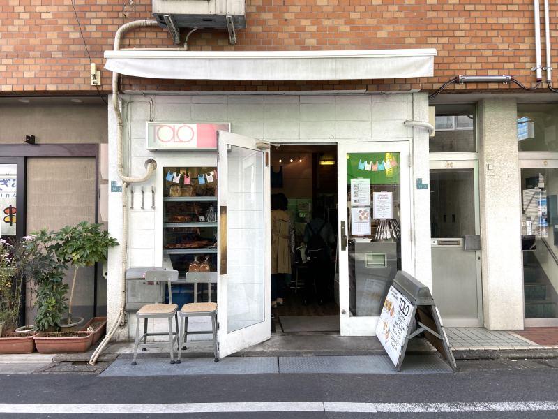 TOLO PAN TOKYO門口