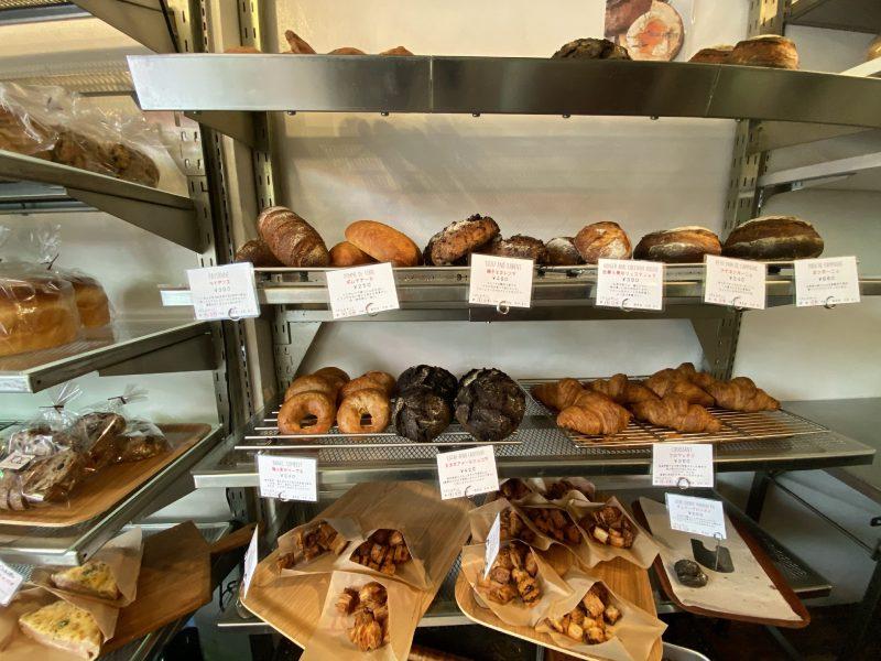 TOLO PAN TOKYO的麵包