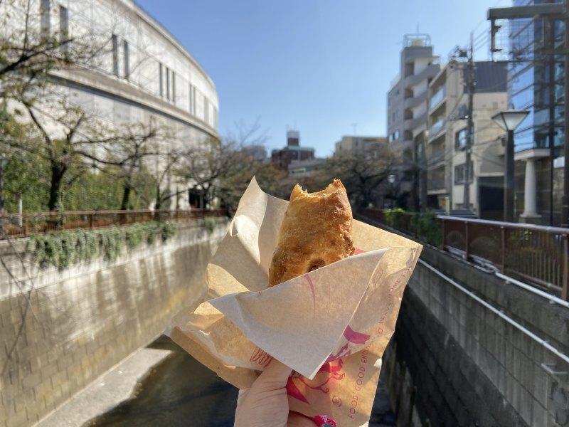麵包與目黑川