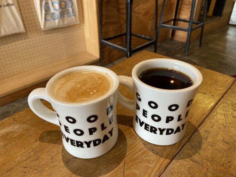 Good People & Good Coffee的咖啡