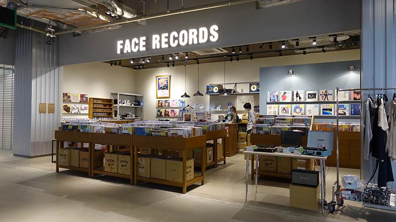 黑膠唱片店