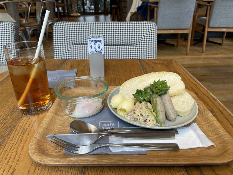 CAFE 1886@Boschy餐點