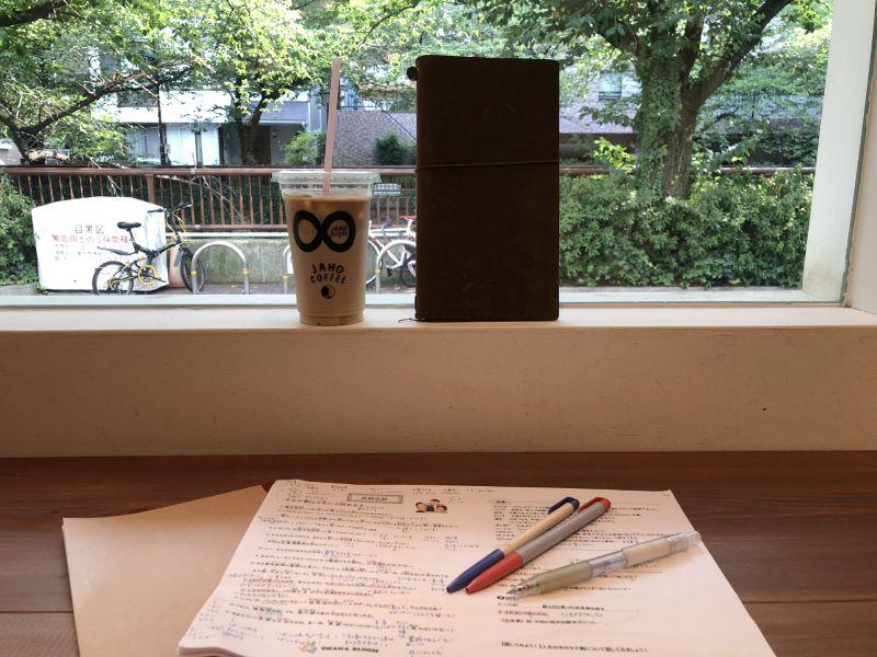 JAHO COFFEE座位