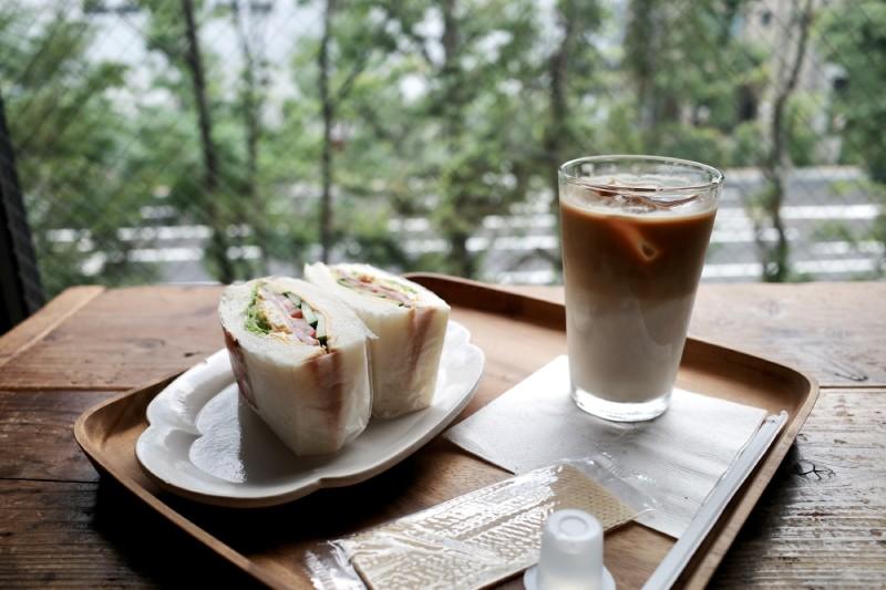 Factory & Labo神乃咖啡餐點