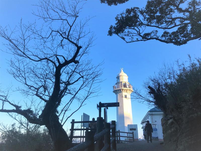 觀音崎燈塔