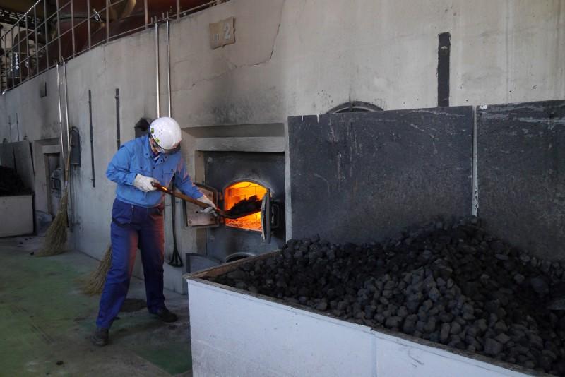 余市蒸餾所的蒸餾棟