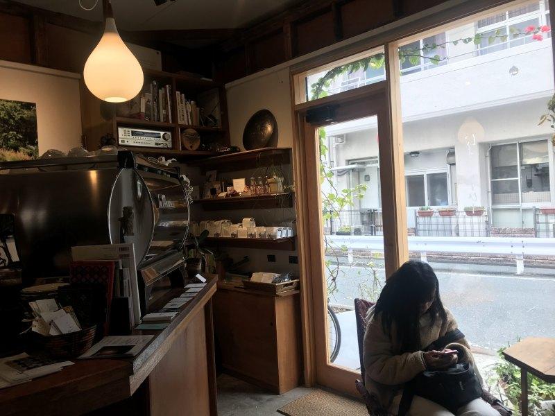 「NIYOL COFFEE」店內擺設