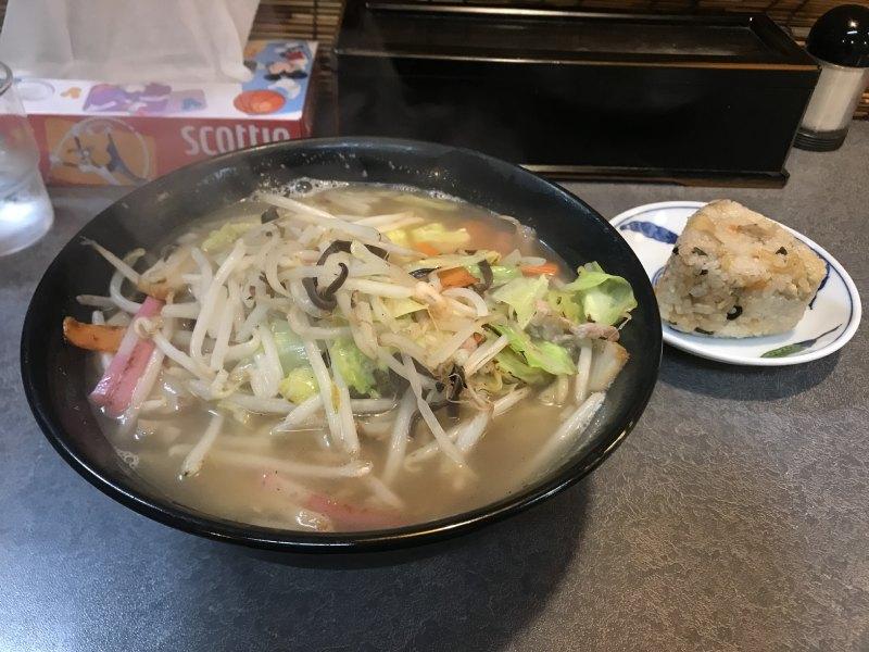 大助烏龍麵的招牌菜「どんちゃん」