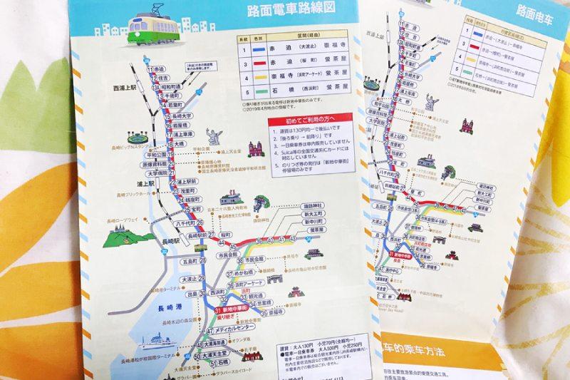 電車路線圖