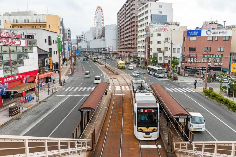 浦上站前天橋