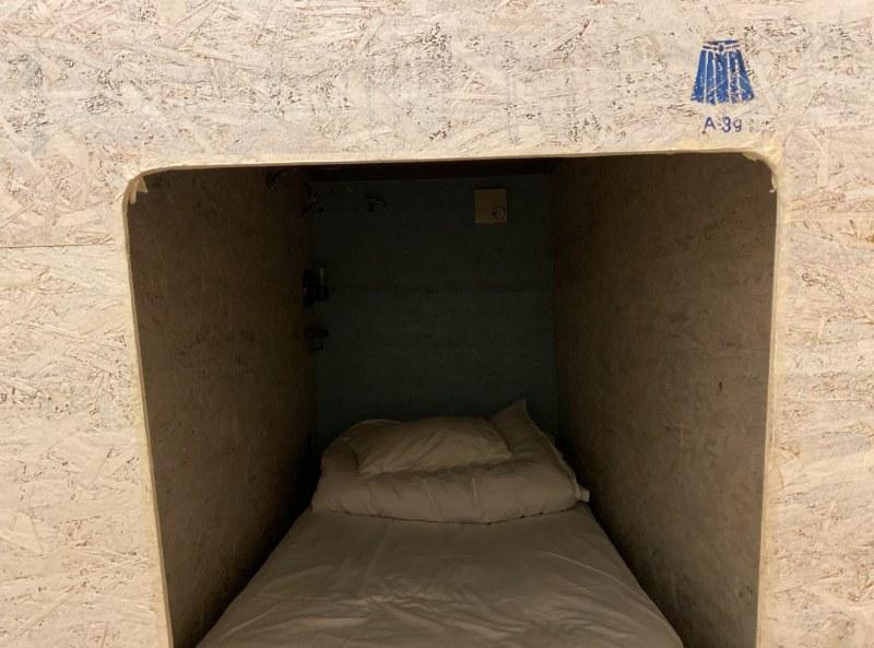 青旅CO-YA的床位