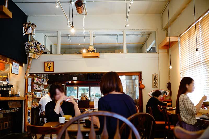 「結わえる」(YUWAERU)本店店內風景