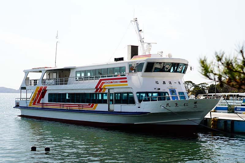 松島海岸汽船