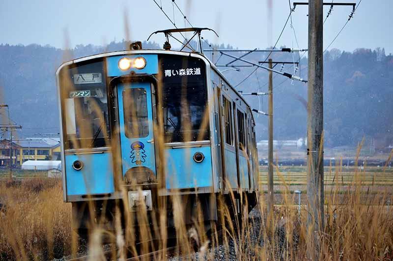 青之森鐵路